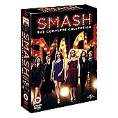 Smash Complete 1 & 2 DVD