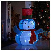 3ft Light Up Collapsible Penguin Christmas Light