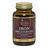 Vega Iron bisglycinate 50mg non constipating 60 Veg Capsules