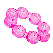 Emmay Care Easy Grip Ring Teether - Pink