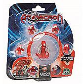 Atomicron 7 Figure Set - Xenon Atom General Xen