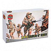 WWII British 8th Army (A01709) 1:72