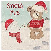 Cute Bear Cards 20pk