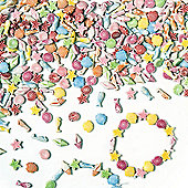 Mini Seaside Beads (Pack of 400)