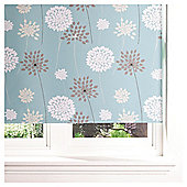 Meadow Blackout Roller Blind 90cm Soft Teal