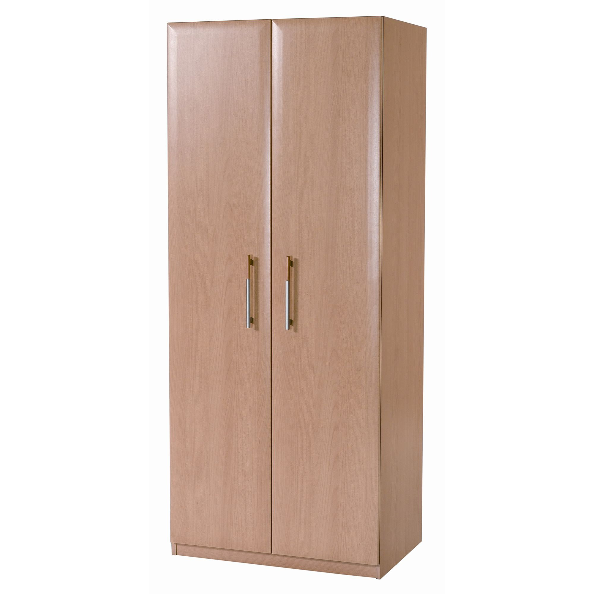 Alto Furniture Visualise Awake Two Door Wardrobe in Light Tyrolean Beech at Tesco Direct