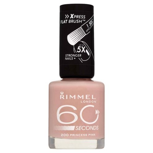 Rimmel 60 Secondnail Polish Sun Dower