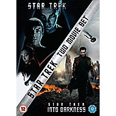 Star Trek / Star Trek Into Darkness (DVD Boxset)