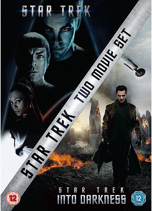 Star Trek / Star Trek Into Darkness (DVD Boxset)