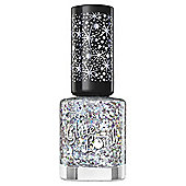 Rimmel Glitter Bomb Nail Top Coat- Disco Fever