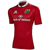 adidas Munster Rugby 15/16 Home Jersey - Red