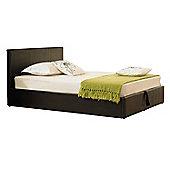 Homestead Living Vittone Storage Bed Frame - Brown - Super King (6')