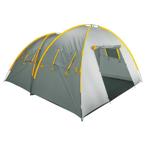 Tesco 4-Man Twin Dome Tent