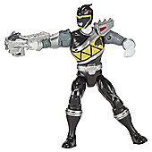 Power Rangers Dino Supercharge 12.5cm Figure Black