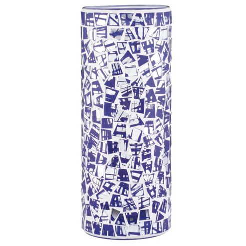Paulmann Living 2 Easy Mosaic Fabro Glass - Blue