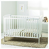 Kinder Valley Sydney Cot, White