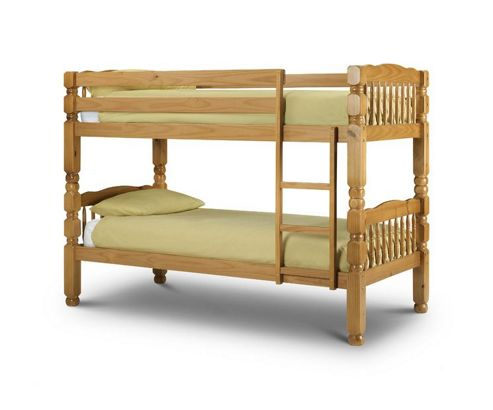 Julian Bowen Chunky Bunk Bed Frame