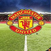 Manchester United Wall Mural