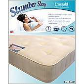 Emerald Medium Orthopeadic Sprung Mattress 4FT6 Double 135cm