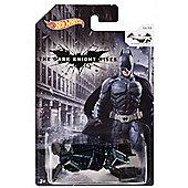 Hot Wheels 1.64 Batmobile Batman The Dark Knight Rises 06