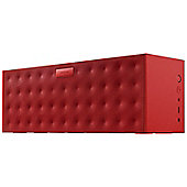JAWBONE BIG JAMBOX WIRELESS BLUETOOTH SPEAKER (RED DOT)