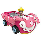 K'NEX Mario Kart 7 Princess Peach Birthday Girl Building Set