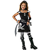 Scar-let - Child Costume 5-8 years