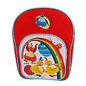 Character Twirly Woos Arch Pocket Backpack
