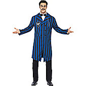 Duke of the Manor - Adult Costume Size: 42-44