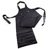 Royal VKB Apron with Mitts VP20A.AG1 - Black