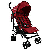 Redkite Push me Quattro Pushchair, Cherry
