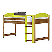 Maximus Mid Sleeper Antique With Lime Details