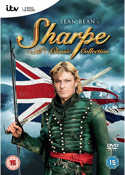 Sharpe - Classic Collection (DVD Boxset)