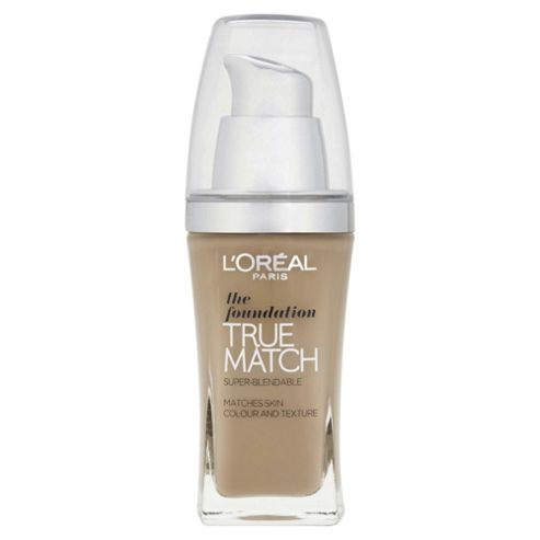 L'Oréal True Match Foundation N5 Sand 30ml