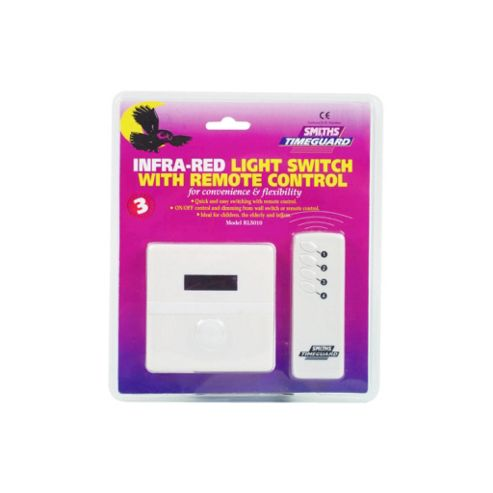 Infrared Remote Control Light Switch