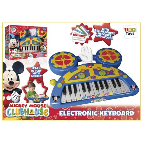 Mickey Mouse Clubhouse Keyboard
