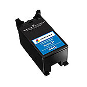 Dell Y499D Standard Capacity Colour Ink Cartridge (Yield 170 Pages) 592-11333 : for V313/V313w All-In-One Printers