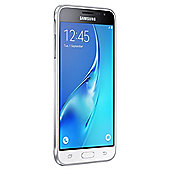 Tesco Mobile Samsung J3 White (2016)