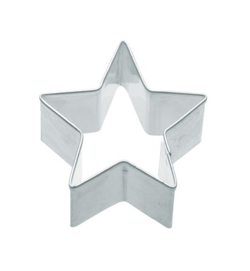 KitchenCraft Cookie Cutter in Star Shaped- 6.5