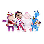 Doc McStuffins 20cm Soft Toy