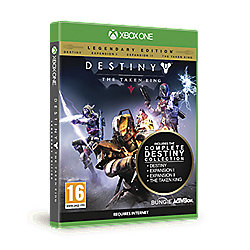 Destiny The Taken King Xbox One