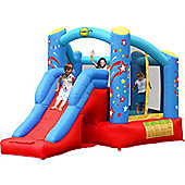 Ultimate Combo Kids Bouncy Castle and Slide 9136