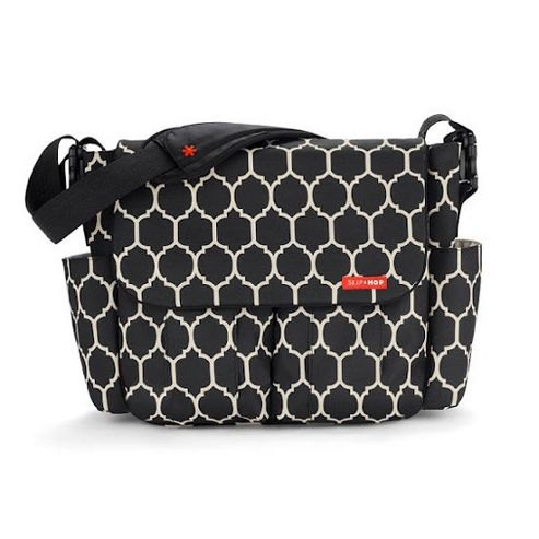 Skip Hop Dash Deluxe Edition Changing Bag Onyx