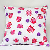 Bursting Blooms Children's Cushion