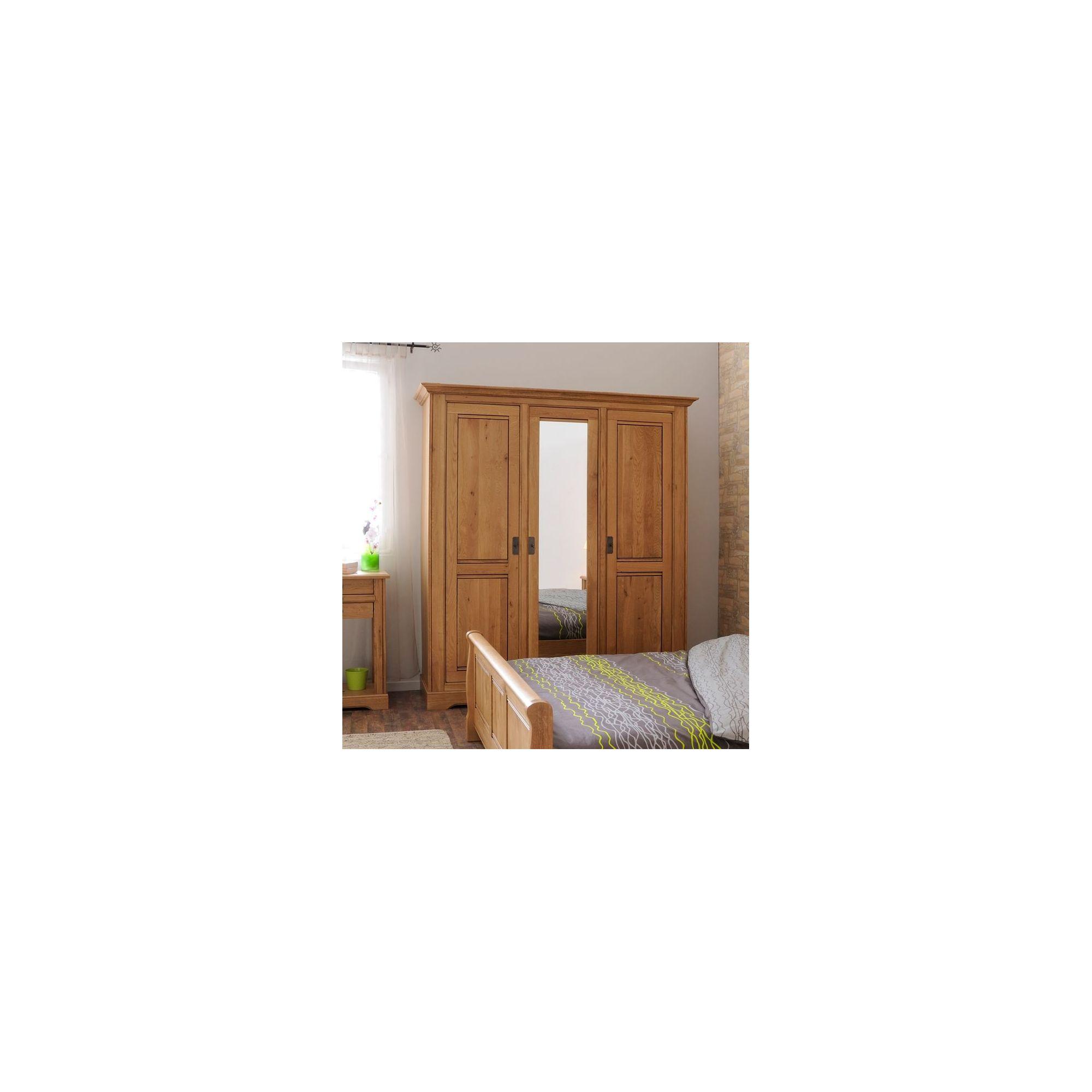 Parisot Artisane 3 Door Wardrobe at Tesco Direct