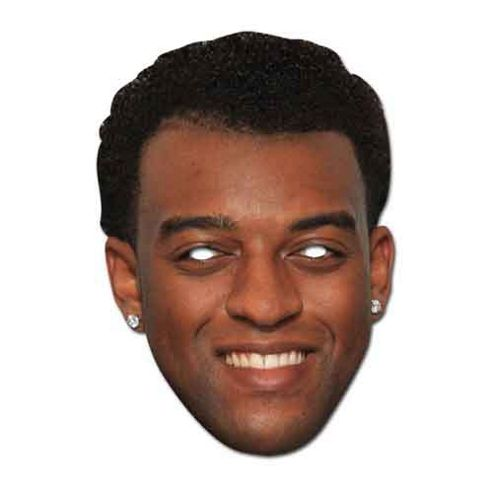 Celebrity Masks - JLS Oritse