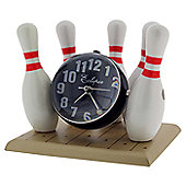 Imperial Clocks Bowling Mini Mag Globe Clock