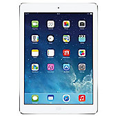 Apple iPad Air 32GB Wi-Fi + Cellular (3G/4G) Silver