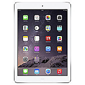 Apple iPad Air, 32GB, WiFi & 4G LTE (Cellular) - Silver