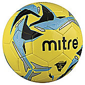 Mitre Indoor V7 Indoor Football - Hi Vis Size 5 Season 2015